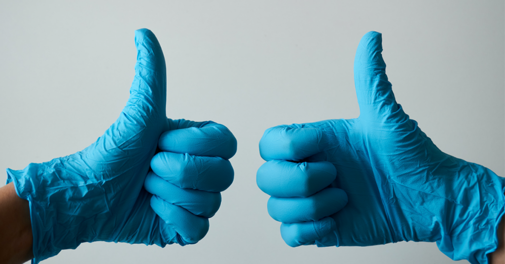 What are the best disposable gloves to use?